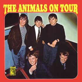 The Animals – The Animals On Tour (1965)