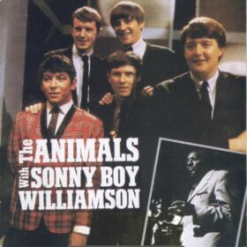 The Animals – The Animals With Sonny Boy Williamson (1975)