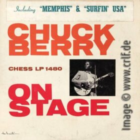 Chuck Berry – Chuck Berry On Stage (1963)