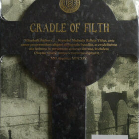 Cradle Of Filth – Cruelty and the Beast Limited Edition Celtic Cross (1998)