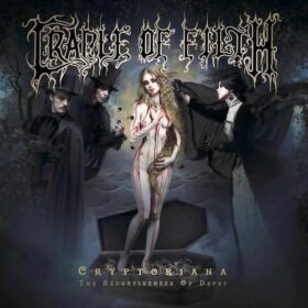 Cradle Of Filth – Cryptoriana – The Seductiveness of Decay (2017)