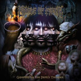 Cradle Of Filth – Godspeed on the Devil's Thunder (2008)
