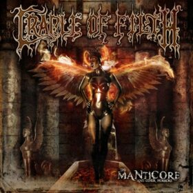 Cradle Of Filth – The Manticore and Other Horrors (2012)
