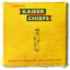 Kaiser Chiefs – Education, Education, Education & War (2014)