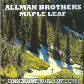 The Allman Brothers Band – Maple Leaf (1999)