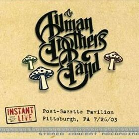 The Allman Brothers Band – Instant Live: Post-Gazette Pavilion Pittsburgh (2013)