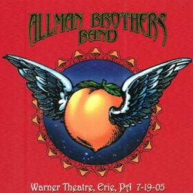 The Allman Brothers Band – Warner Theatre, Erie, PA 7-19-05 (2020)