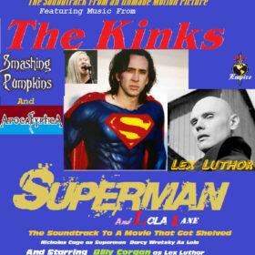 The Smashing Pumpkins, The Kinks – Superman and Lola – Soundtrack (2018)