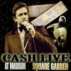 Johnny Cash – At Madison Square Garden (1969)