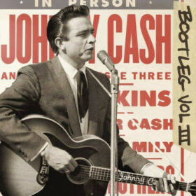 Johnny Cash –  Bootleg Vol III: Live Around the World (2011)