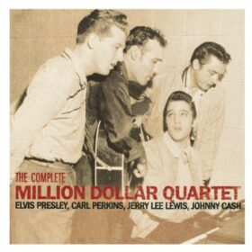 Johnny Cash & Elvis Presley – The Million Dollar Quartet (1956)
