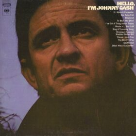 Johnny Cash – Hello I'm Johnny Cash (1970)