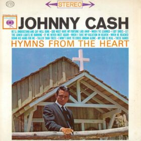 Johnny Cash – Hymns From The Heart (1962)