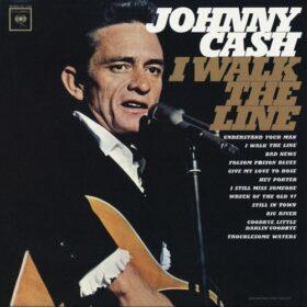 Johnny Cash – I Walk The Line (1964)