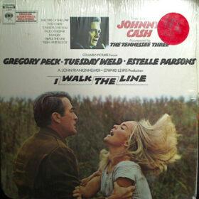 Johnny Cash – I Walk The Line Soundtrack (1970)