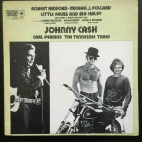 Johnny Cash – Little Fauss and Big Halsy (1971)