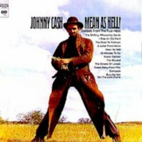 Johnny Cash – Mean As Hell (1966)