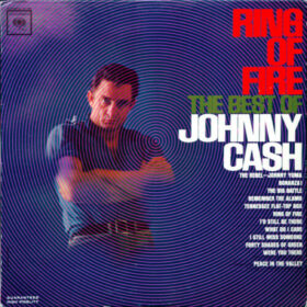 Johnny Cash – Ring Of Fire-The Best Of Johnny Cash (1963)
