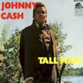 Johnny Cash – Tall Man (1979)
