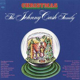 Johnny Cash – The Johnny Cash Family Christmas (1972)