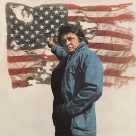 Johnny Cash – The Ragged Old Flag (1974)