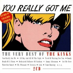 The Kinks – You Really Got Me – The Very Best of The Kinks (1992)