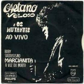 Caetano Veloso e Os Mutantes – Ao Vivo (1968)