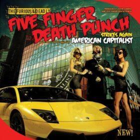 Five Finger Death Punch – American Capitalist (2011)