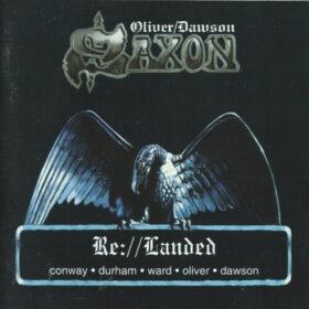 Saxon – Re Landed (2000)