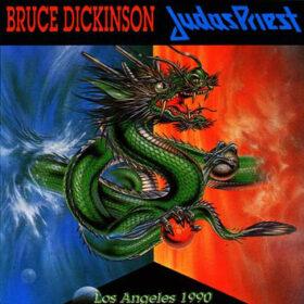 Bruce Dickinson & Judas Priest – Los Angeles (1990)