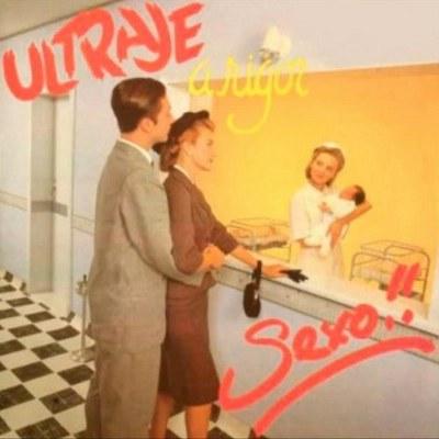Ultraje a Rigor – Sexo! (1987)