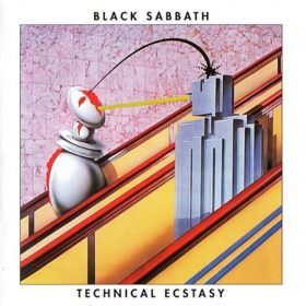 Black Sabbath – Technical Ecstasy (1976)