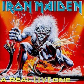 Iron Maiden – A Real Live One (1993)