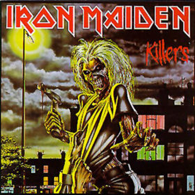 Iron Maiden – Killers (1981)