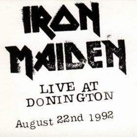 Iron Maiden – Live At Donnington (1993)