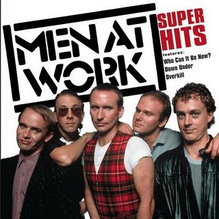 Men At Work – Super Hits (2007)