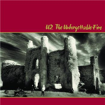 U2 – The Unforgettable Fire (1984)