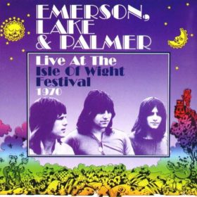 Emerson, Lake & Palmer – Live at the Isle of Wight Festival (1970)