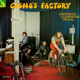 Creedence Clearwater Revival – Cosmo's Factory (1970)