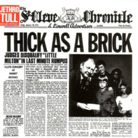 Jethro Tull – Thick As A Brick (1972)