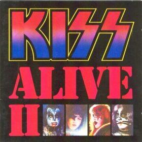 Kiss – Alive II (1977)