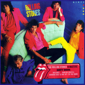 The Rolling Stones – Dirty Work (1986)