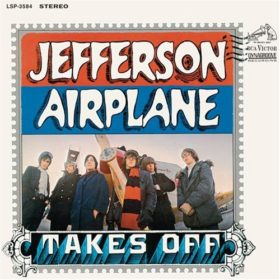 Jefferson Airplane – Takes Off (1966)