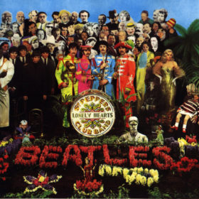 The Beatles – Sgt Pepper's Lonely Hearts Club Band (1967)