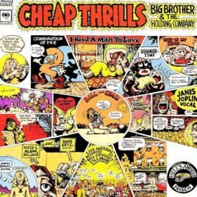 Janis Joplin e Big Brother & the Holding Company – Cheap Thrills (1968)