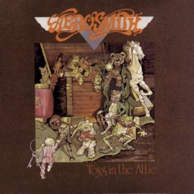 Aerosmith – Toys in the attic (1975)
