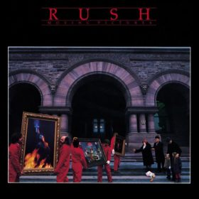Rush – Moving Pictures (1981)