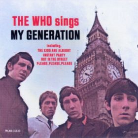 The Who – Sings My Generation (1965)