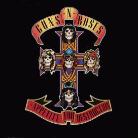 Guns N' Roses – Appetite for Destruction (1987)