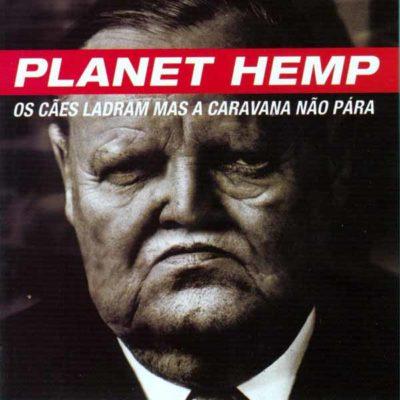 Planet Hemp - Queimando Tudo